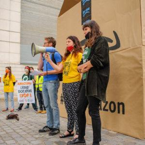 Action Stop Amazon