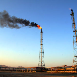 torchage gaz de schiste